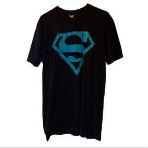 Black Superman Dri-Fit Tee XL 🌸